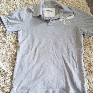Aeropostale polo shirt S
